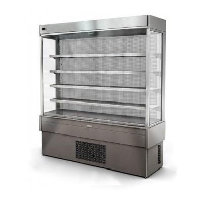 Холодильная горка GGM Gastro WKI207-E