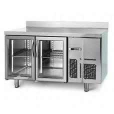 Холодный стол для бара ggmgastro BGI156