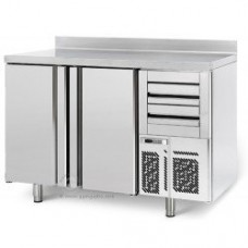 Холодный стол для бара ggmgastro BGI156H