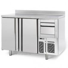 Холодный стол для бара ggmgastro BGI156HA