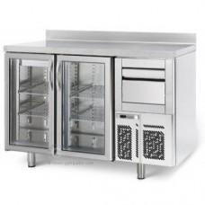 Холодный стол для бара ggmgastro BGI156HGA