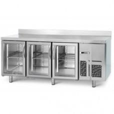 Холодный стол для бара ggmgastro BGI157