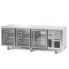 Холодный стол для бара ggmgastro BGI168G