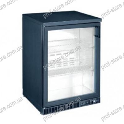 Барный холодильный шкаф HURAKAN HKN-GXDB150-H