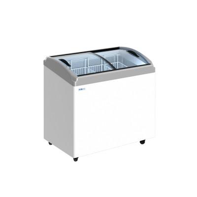 Морозильный ларь ITALFROST СF300С с гнутыми стеклами
