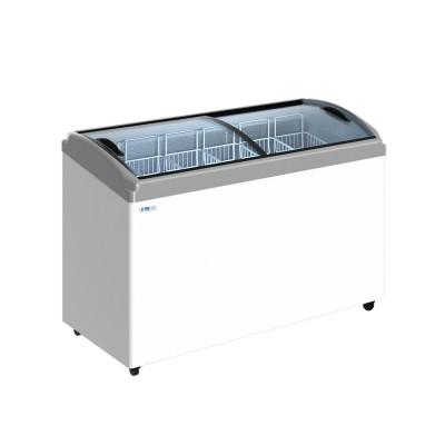 Морозильный ларь ITALFROST СF500С с гнутыми стеклами