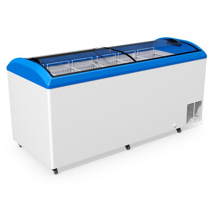 Морозильный ларь бонетного типа JUKA M800D