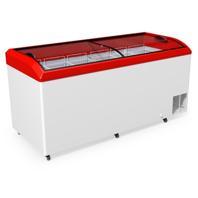 Морозильный ларь бонетного типа JUKA M800S