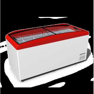Морозильный ларь бонетного типа JUKA М800W