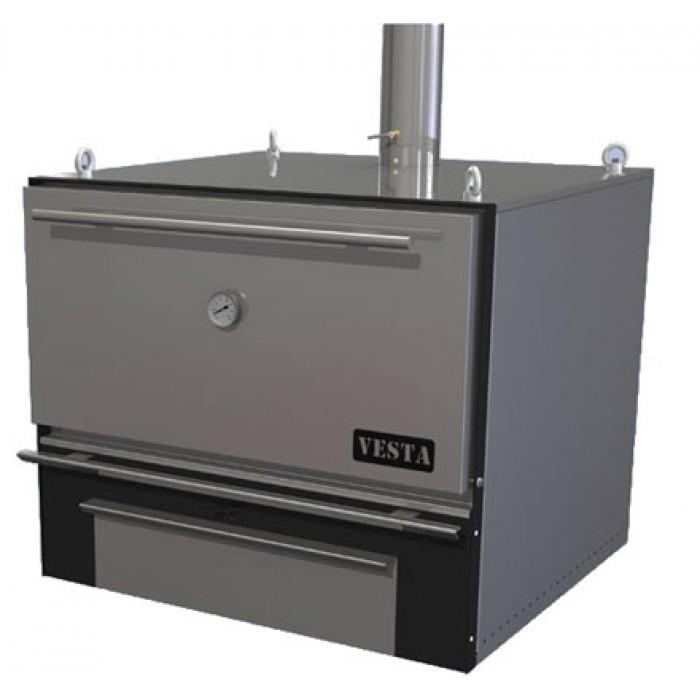 Угольная печь мангал VESTA 25