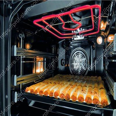 конвекционные печи для выпечки