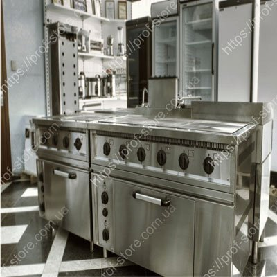 Промышленные электрические плиты